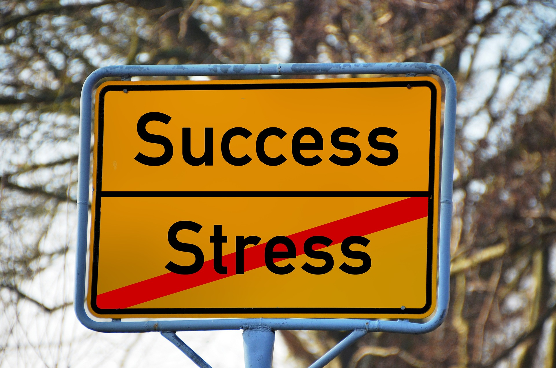 Quick self help tips for managing everyday Stress